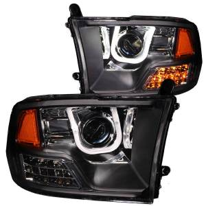Lighting - Headlights & Marker Lights