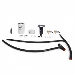 Mishimoto - Mishimoto 03-07 Ford 6.0L Powerstroke Engine Coolant Filter Kit  Black F250 F350 F450 F550