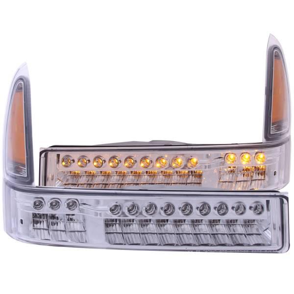ANZO USA - ANZO LED Parking Light Assembly 1999-2004 511056