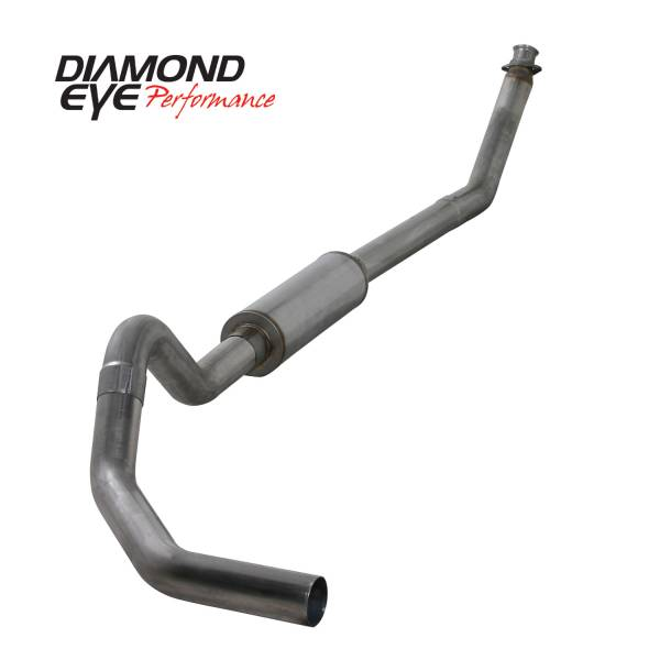 Diamond Eye Performance - Diamond Eye 1994-2002 Dodge 5.9L Cummins 2500/3500-4in. 409 Stainless Steel K4212S