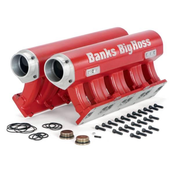 Banks Power - Banks Power Big Hoss RACING Intake Manifold System 2001-2015 Duramax 6.6L - 42733