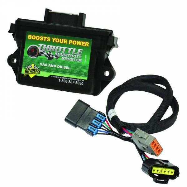 BD Diesel - BD Diesel Throttle Sensitivity Booster - Dodge/Jeep 1057731