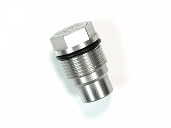 Sinister Diesel - Sinister Diesel Fuel Rail Plug (Race Valve)
