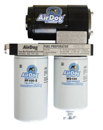 PureFlow AirDog - AirDog  FP-100 1998.5-2004 Dodge Cummins without In-Tank FP