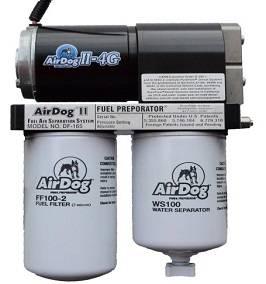 PureFlow AirDog - AirDog II-4G,  DF-200-4G 2008-2010 6.4L Ford