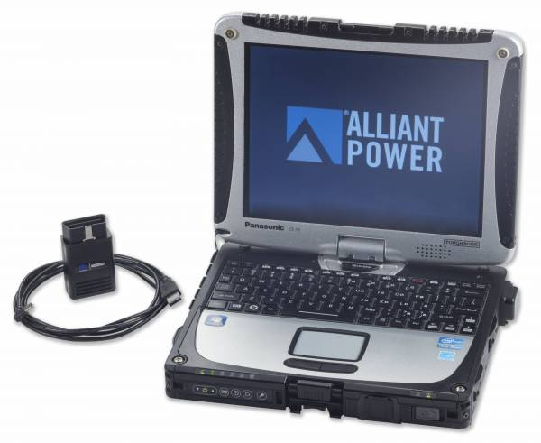 Alliant Power - Alliant Power AP0109 Diagnostic Tool Kit Dell - 2006 and later Chrysler