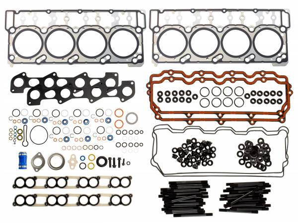 Alliant Power - Alliant Power AP0044 Head Gasket Kit with Studs