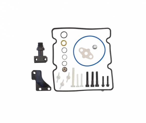 Alliant Power - Alliant Power High-Pressure Oil Pump (HPOP) Installation Kit with Updated STC Fitting -  AP0098