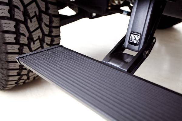 AMP Research - AMP POWERSTEP XTREME - 2015-2018 Chevrolet Silverado 2500 HD, 3500 HD, 2015-2018 GMC Sierra 2500 HD, 3500 HD, 2014-2018 Chevrolet Silverado 1500,2014-2018 GMC Sierra 1500