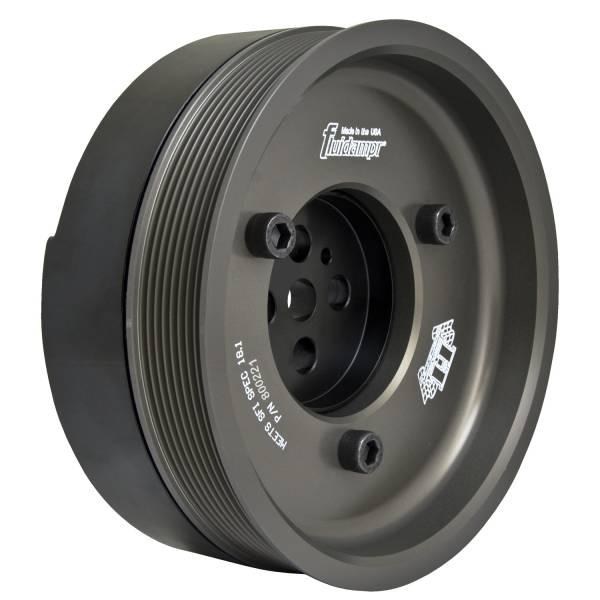 Fluidampr - Fluidampr - 800221 - Harmonic Balancer - Fluidampr -  Ford - 2011-2018 - 6.7L PowerStroke - Each