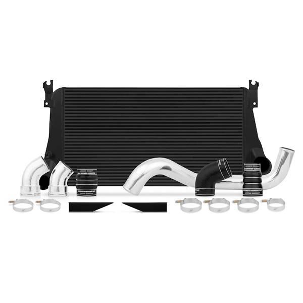 Mishimoto - Mishimoto Chevrolet/GMC 6.6L Duramax Intercooler Kit 2006-2010 Black