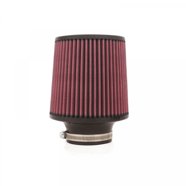 "Mishimoto - Mishimoto Performance Air Filter, 5"" Inlet, 7"" Filter Length MMAF-5007"