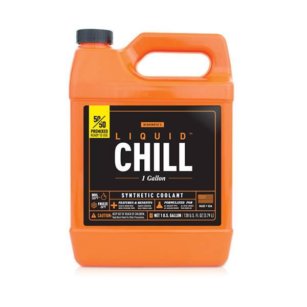 Mishimoto - Mishimoto Mishimoto Liquid Chill Synthetic Engine Coolant, Premixed MMRA-LC-5050F