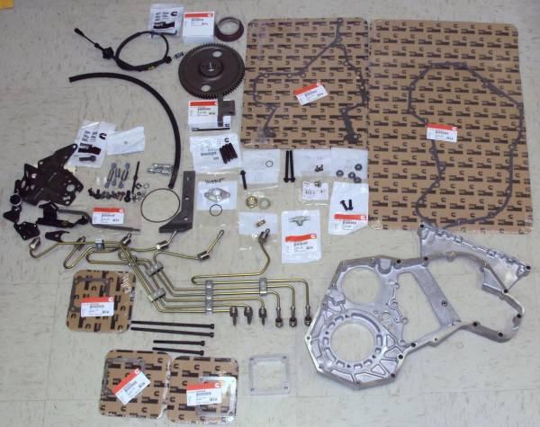 "Industrial Injection - VP44 To P7100 ""P Pump"" Conversion Kit (1998.5-2002 Dodge Cummins)"