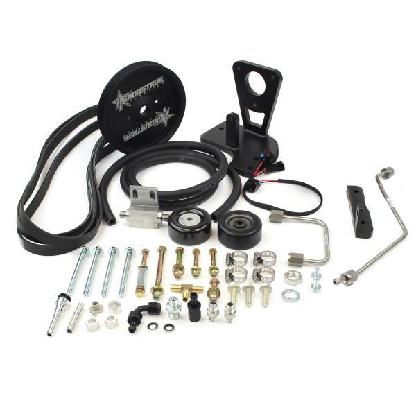 Industrial Injection - 2011-2016 GM 6.6L LML Dual Fueler Kit (W/O Pump)