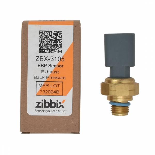 Zibbix - Zibbix 6.7L Dodge EBP Exhaust Back Pressure Sensor For Cummins ISB ISC ISM ISX