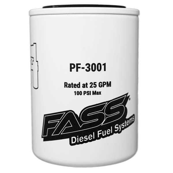 FASS - Fass Fuel Filter PF-3001 (Replaces FF-3003)