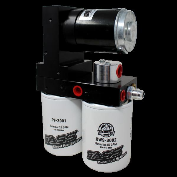 FASS - FASS Titanium Signature Series Diesel Fuel Lift Pump 95GPH GM DURAMAX 6.6L 2001-2010 (TS C10 095G)