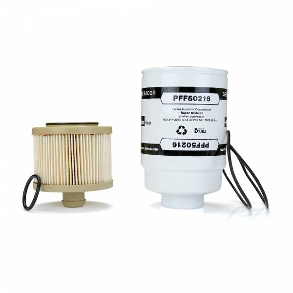 Alliant Power - 6.6L Fuel Filter Service Kit (Racor) - VAN APPLICATIONS - Alliant Power PFF58567