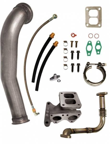 PPE Diesel - T4 Turbo Installation Kit PPE Gt40R Type GM LB7 PPE Diesel