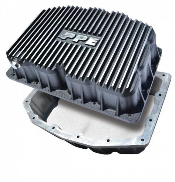 PPE Diesel - Ford Engine Pan 6.7L Brushed PPE Diesel
