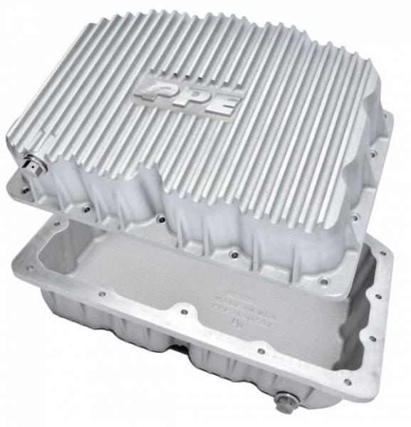 PPE Diesel - Ford Engine Pan 6.7L Raw PPE Diesel