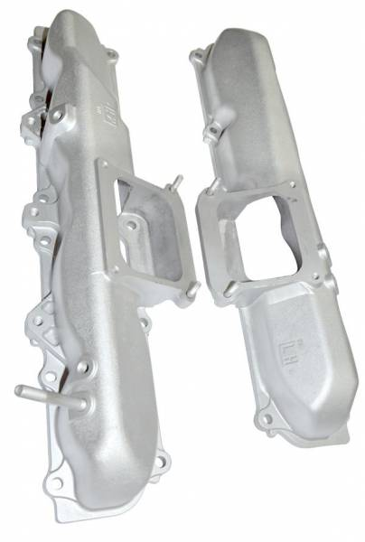 PPE Diesel - L/R Bank Manifolds GM Duramax 06-10 Inchraw Inch PPE Diesel