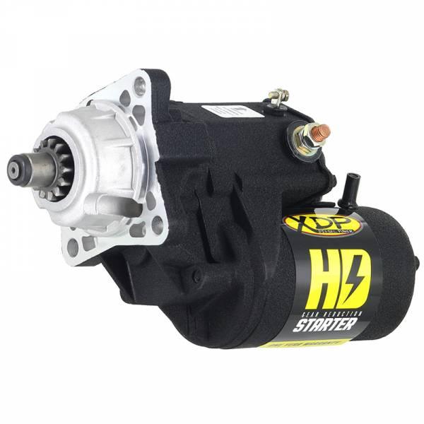 XDP Xtreme Diesel Performance - Gear Reduction Starter 94-02 Dodge 5.9L Cummins Wrinkle Black XD257 XDP