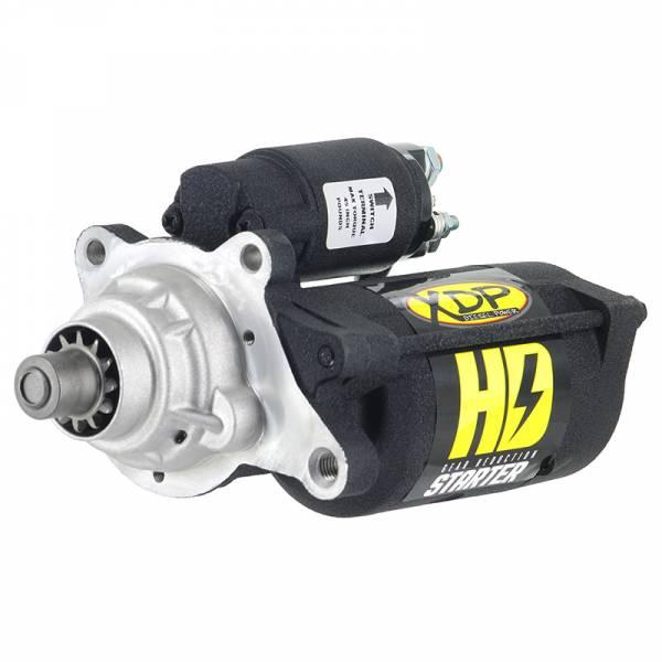 XDP Xtreme Diesel Performance - Gear Reduction Starter 03-07 Ford 6.0L Powerstroke Wrinkle Black XD255 XDP