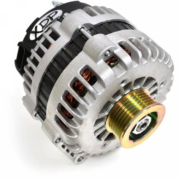 XDP Xtreme Diesel Performance - 220 Amp Alternator High Output 01-07 GM 6.6L Duramax XD224 XDP
