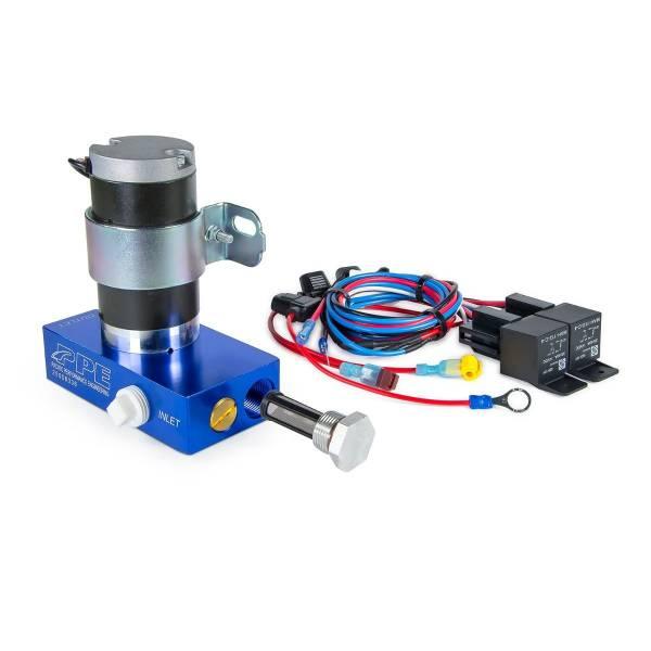 PPE Diesel - Diesel Fuel Lift Pump Up To 160 GPH Adjustable 3 To 15 Psi With Relays PPE Diesel