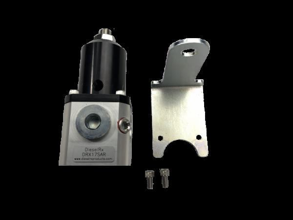 PureFlow AirDog - Universal Adjustable Standalone Fuel Pressure Regulator for diesel applications (7 - 70 PSI)
