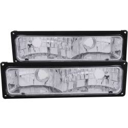 1982-2000 GM 6.2L & 6.5L Non-Duramax - GM 6.2L & 6.5L Lighting - ANZO USA - ANZO USA Parking Light Assembly 511033