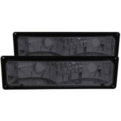 1982-2000 GM 6.2L & 6.5L Non-Duramax - GM 6.2L & 6.5L Lighting - ANZO USA - ANZO USA Parking Light Assembly 511034