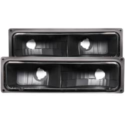 1982-2000 GM 6.2L & 6.5L Non-Duramax - GM 6.2L & 6.5L Lighting - ANZO USA - ANZO USA Parking Light Assembly 511053