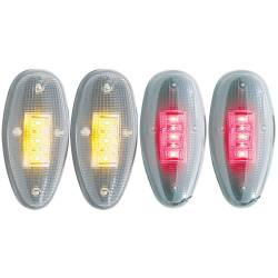 ANZO USA - ANZO USA LED Dually Fender Lights 861081