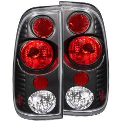 Lighting Ford for Ford Powerstoke 6.0L - Brake & Tail Lights - ANZO USA - ANZO USA Tail Light Assembly 211065