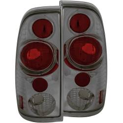Lighting Ford for Ford Powerstoke 6.0L - Brake & Tail Lights - ANZO USA - ANZO USA Tail Light Assembly 211174