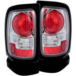 Lighting - Tail Lights - ANZO USA - ANZO USA Tail Light Assembly 211046