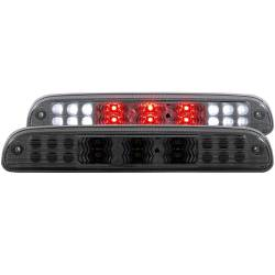 Lighting Ford for Ford Powerstoke 6.0L - Brake & Tail Lights - ANZO USA - ANZO Third Brake Light 99-16 Ford Superduty - Smoked - 531077