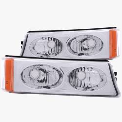 6.6L LMM Lighting - Headlights & Marker Lights - ANZO USA - ANZO USA Parking Light Assembly 511035