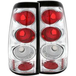 6.6L LMM Lighting - Brake & Tail Lights - ANZO USA - ANZO USA Tail Light Assembly 211023