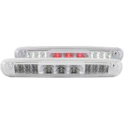 Lighting - Brake & Tail Lights - ANZO USA - ANZO Third Brake Light 07-13 Chevy / GMC 2500/3500 - Clear - 531066