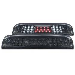 Lighting - Brake & Tail Lights - ANZO USA - ANZO Third Brake Light 15-19 Chevy GMC 2500/3500 - Smoked - 531097
