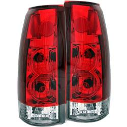 1982-2000 GM 6.2L & 6.5L Non-Duramax - GM 6.2L & 6.5L Lighting - ANZO USA - ANZO USA Tail Light Assembly 211140