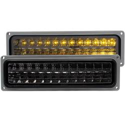 1982-2000 GM 6.2L & 6.5L Non-Duramax - GM 6.2L & 6.5L Lighting - ANZO USA - ANZO USA Parking Light Assembly 511068