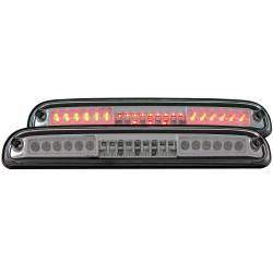 Lighting Ford for Ford Powerstoke 6.0L - Brake & Tail Lights - ANZO USA - ANZO Third Brake Light 99-16 Ford Superduty - Clear - 531021
