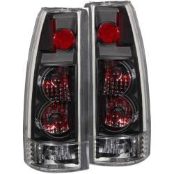 1982-2000 GM 6.2L & 6.5L Non-Duramax - GM 6.2L & 6.5L Lighting - ANZO USA - ANZO USA Tail Light Assembly 211144