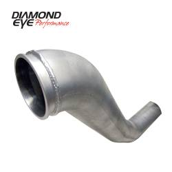 Turbo Chargers & Components - Down Pipes - Diamond Eye Performance - Diamond Eye Performance 1994-2002 DODGE 5.9L CUMMINS 2500/3500 (ALL CAB AND BED LENGTHS)-PERFORMANCE DIE 221040