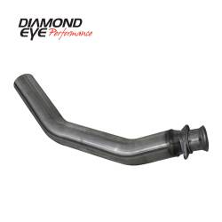 Turbo Chargers & Components - Down Pipes - Diamond Eye Performance - Diamond Eye Performance 1994-2002 DODGE 5.9L CUMMINS 2500/3500 (ALL CAB AND BED LENGHTS)-PERFORMANCE DIE 261001